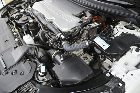 燃料電池自動車の写真素材 [FYI01268239]