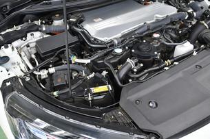 燃料電池自動車の写真素材 [FYI01268240]