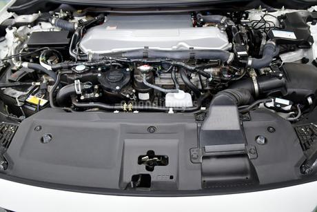 燃料電池自動車の写真素材 [FYI01268241]