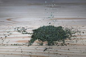 日本茶の写真素材 [FYI01268263]
