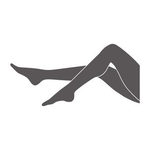 女性 脚のイラスト素材 [FYI01268523]