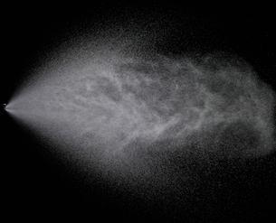 霧吹きの写真素材 [FYI01268535]