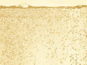 シャンパンの泡の写真素材 [FYI01268605]