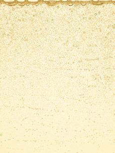 シャンパンの泡の写真素材 [FYI01268607]