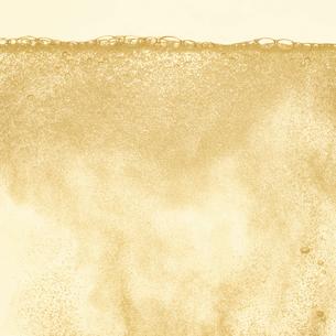 シャンパンの泡の写真素材 [FYI01268615]