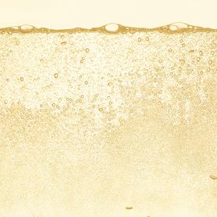 シャンパンの泡の写真素材 [FYI01268618]