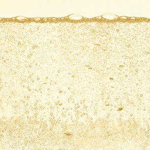 シャンパンの泡の写真素材 [FYI01268623]