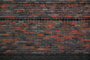 古いレンガの壁の背景素材写真の写真素材 [FYI01269138]