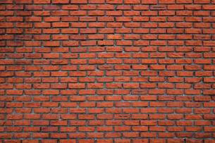 古いレンガの壁の背景素材写真の写真素材 [FYI01269189]