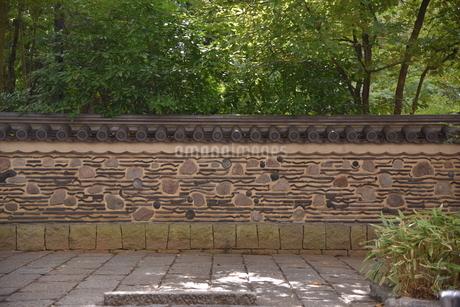 博多塀の写真素材 [FYI01269232]