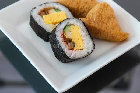 助六寿司の写真素材 [FYI01269245]