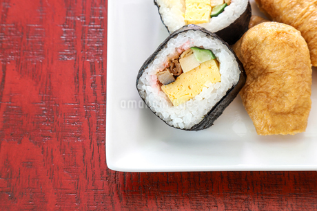 助六寿司の写真素材 [FYI01269246]