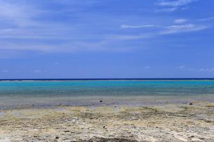 石垣島 白保ビーチの写真素材 [FYI01269667]