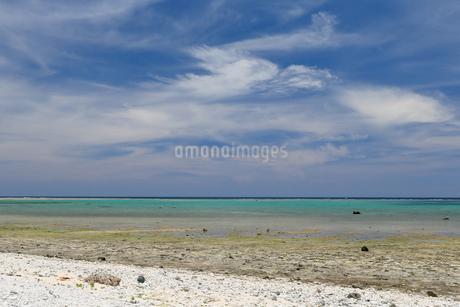 石垣島 白保ビーチの写真素材 [FYI01269672]