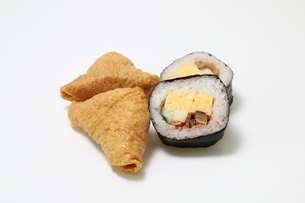 助六寿司の写真素材 [FYI01269690]