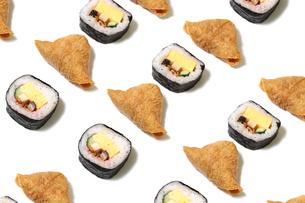 助六寿司の写真素材 [FYI01269692]