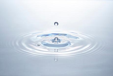 水の波紋の写真素材 [FYI01269758]