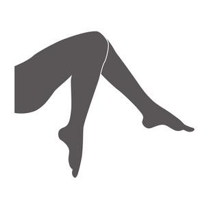 女性 脚のイラスト素材 [FYI01269950]