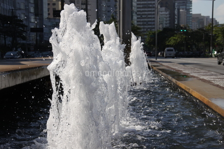 噴水の写真素材 [FYI01270089]
