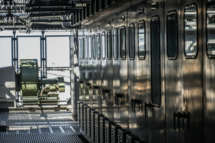 機械室のイメージの写真素材 [FYI01270338]