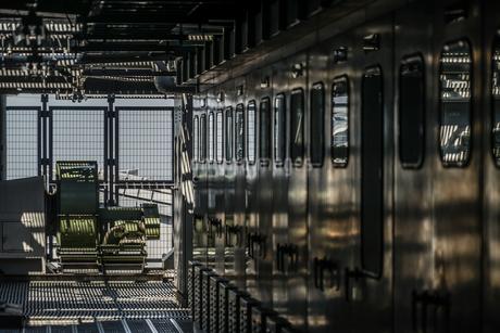 機械室のイメージの写真素材 [FYI01270339]