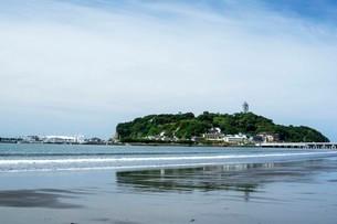 海の空と砂浜の写真素材 [FYI01270783]