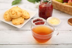 紅茶の写真素材 [FYI01270839]