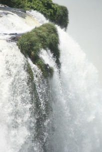 イグアスの滝の写真素材 [FYI01271062]