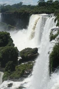 イグアスの滝の写真素材 [FYI01271063]