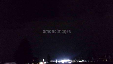山形の夜空の写真素材 [FYI01271089]