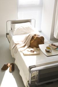 入院時の病室イメージの写真素材 [FYI01272877]