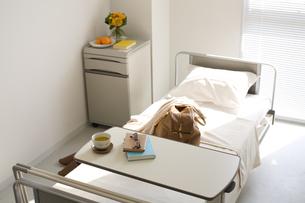 入院時の病室イメージの写真素材 [FYI01272917]