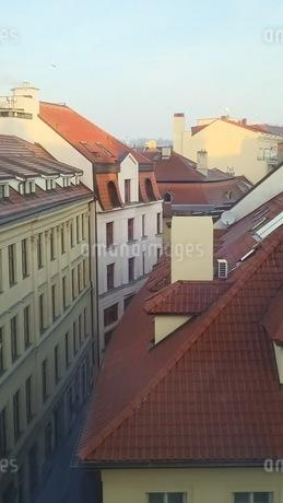 ハンガリー ブダペストの街並の写真素材 [FYI01273031]