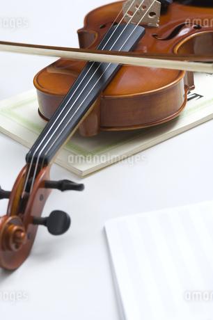 バイオリンの写真素材 [FYI01274448]