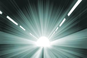 トンネルの写真素材 [FYI01274520]