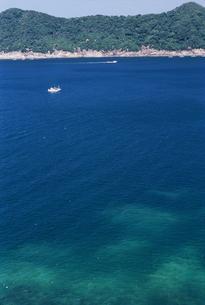 夏の海の写真素材 [FYI01275471]