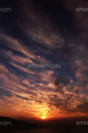 夕景の写真素材 [FYI01275478]