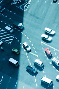 交差点の写真素材 [FYI01275760]