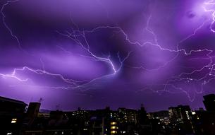 雷の写真素材 [FYI01275780]