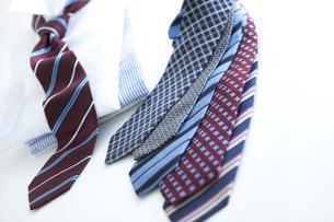 ワイシャツとネクタイの写真素材 [FYI01275918]