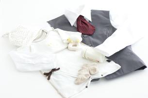 制服とベビー服の写真素材 [FYI01275952]