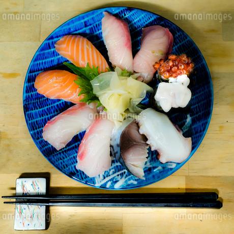 寿司の写真素材 [FYI01276563]