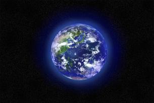 地球イメージのイラスト素材 [FYI01277161]