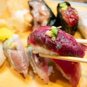 寿司の写真素材 [FYI01277399]