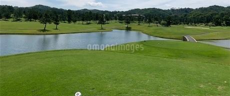 ゴルフ場の写真素材 [FYI01277592]