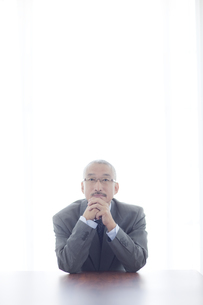 中高年ビジネスマンの写真素材 [FYI01278711]