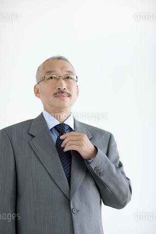 中高年ビジネスマンの写真素材 [FYI01278734]