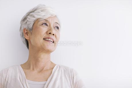笑顔の中高年女性の写真素材 [FYI01278807]