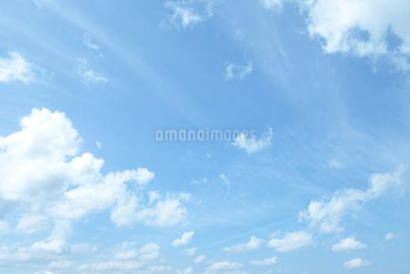 青空の写真素材 [FYI01284689]