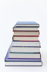 複数の本の写真素材 [FYI01286143]